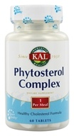 Kal - Phytosterol Complex - 60 Tablets (Formerly Cholestatin) (021245752011)