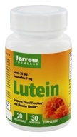 Jarrow Formulas - Lutein 20 mg. - 30 Softgels