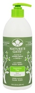 Nature's Gate - Lotion Moisturizing Fragrance-Free - 18 oz.