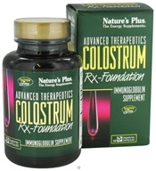 Nature's Plus - Colostrum Rx Foundation - 60 Capsules