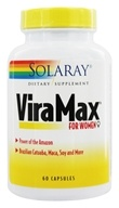 Solaray - ViraMax For Women - 60 Capsules