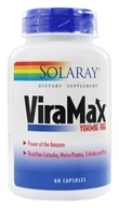 Solaray - ViraMax Yohimbe Free - 60 Capsules, from category: Sexual Health