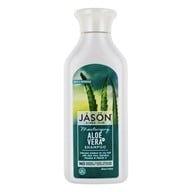 Image of Jason Natural Products - 84% Pure Aloe Vera Shampoo Hair Soothing - 16 oz.