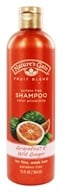 Nature's Gate - Shampoo Organics Fruit Blend Color Protecting Grapefruit & Wild Ginger - 12 oz. by Nature's Gate