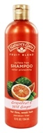 Nature's Gate - Shampoo Organics Fruit Blend Color Protecting Grapefruit & Wild Ginger - 12 oz. - $5.71