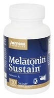 Image of Jarrow Formulas - Melatonin Sustain - 120 Tablets