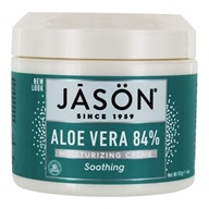 Jason Natural Products - Aloe Vera 84% Cream - 4 oz., from category: Personal Care