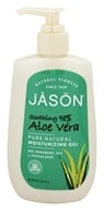 Jason Natural Products - Aloe Vera 98% Moisturizing Gel - 8 oz.