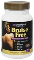Dream Quest Nutraceuticals - Bruise Free - 90 Vegetarian Capsules by Dream Quest Nutraceuticals