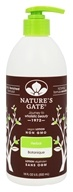 Image of Nature's Gate - Lotion Moisturizing Herbal - 18 oz.