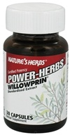 Nature's Herbs - Willowprin - 30 Capsules CLEARANCE PRICED, from category: Herbs