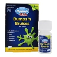 Hylands - Bumps 'N Bruises With Arnica - 125 Tablets CLEARANCED PRICED