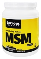 Jarrow Formulas - MSM Sulfur Powder 1000 mg. - 2.2 lbs. (790011190172)