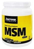 Jarrow Formulas - MSM Sulfur Powder 1000 mg. - 2.2 lbs. - $26.97