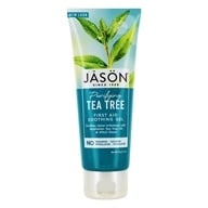 Jason Natural Products - Tea Tree Gel Arnica & Echinacea - 4 oz.