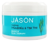 Jason Natural Products - Tea Tree Mineral Gel Cooling Pain Relief - 8 oz. (078522030225)
