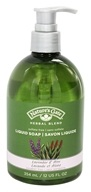 Nature's Gate - Liquid Soap Organics Herbal Blend Lavender & Aloe - 12 oz.