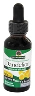 Nature's Answer - Dandelion Root Alcohol Free - 1 oz.