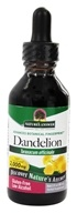 Image of Nature's Answer - Dandelion Root Organic Alcohol - 2 oz.