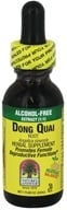 Nature's Answer - Dong Quai Root Alcohol Free - 1 oz.