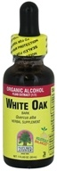 Nature's Answer - White Oak Bark Organic Alcohol - 1 oz.