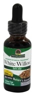 Nature's Answer - White Willow Bark Alcohol Free - 1 oz., from category: Herbs