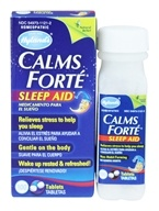 Hylands - Calms Forte Sleep Aid - 100 Tablets, from category: Homeopathy