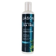 Jason Natural Products - Tea Tree Scalp Normalizing Conditioner - 8 oz. - $7.05