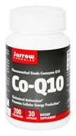 Image of Jarrow Formulas - Co-Q10 200 mg. - 30 Capsules