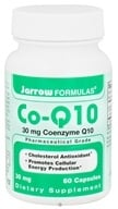 Image of Jarrow Formulas - Co-Q10 30 mg. - 60 Capsules
