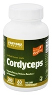 Image of Jarrow Formulas - Cordyceps - 60 Vegetarian Tablets