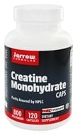 Jarrow Formulas - Creatine Caps 800 mg. - 120 Capsules