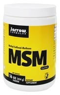 Jarrow Formulas - MSM Sulfur Powder 1000 mg. - 1 lb. - $16.91