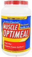 Jarrow Formulas - Muscle Optimeal Vanilla Creme - 2 lbs., from category: Sports Nutrition