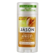 Jason Natural Products - Deodorant Stick Apricot - 2.5 oz. - $5.20