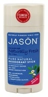 Jason Natural Products - Deodorant Stick For Men Naturally Fresh - 2.5 oz. - $5.35