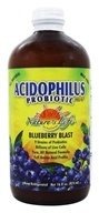 Nature's Life - Acidophilus Probiotic Pro-96 Blueberry Blast - 16 oz. Formerly Blueberry Pro 96