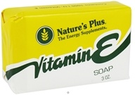 Nature's Plus - Vitamin E Soap 1000 IU - 3 oz.