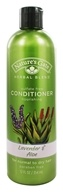 Nature's Gate - Conditioner Organics Herbal Blend Nourishing Lavender & Aloe - 12 oz. by Nature's Gate