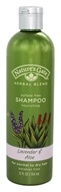 Nature's Gate - Shampoo Organics Herbal Blend Nourishing Lavender & Aloe - 12 oz.