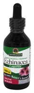 Nature's Answer - Echinacea Organic Alcohol - 2 oz.
