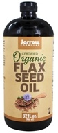 Jarrow Formulas - Fresh Pressed Flax Seed Oil - 32 oz.