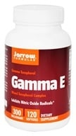 Image of Jarrow Formulas - Gamma E 300 - 120 Softgels