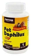 Pet Dophilus Probiotic 1 milliard de UFC - 2.5 oz.