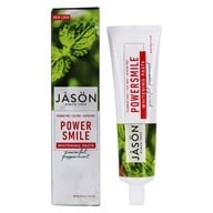 Jason Natural Products - Toothpaste Power Smile - 6 oz. - $3.52