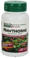 Nature's Plus - Herbal Actives English Hawthorne 150 mg. - 60 Vegetarian Capsules by Nature's Plus