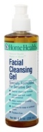 Home Health - Facial Cleansing Gel - 8 oz. by Home Health
