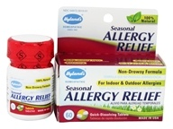 Hylands - Seasonal Allergy Relief - 60 Tablets - $6.16