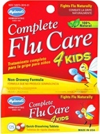 Hylands - Complete Flu Care 4 Kids - 125 Tablets