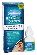 Hylands - Earache Drops Adult/Child - 0.33 oz. (354973751620)
